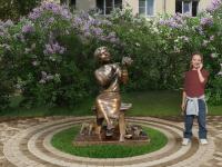 В Великом Новгороде определились с памятником на месте находки первой берестяной грамоты
