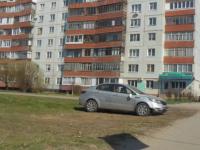 В Великом Новгороде с 1 мая за парковку на газоне придется расплачиваться