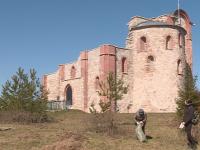 В Великом Новгороде сотрудники музея работали с бескультурным слоем