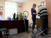В Великом Новгороде сотрудники НТ прошли курсы «оператор пылесоса»