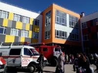 В Великом Новгороде в школе № 37 распылили газ из баллончика. Пострадали ученики