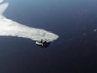 Видео: новгородская рыбоохрана выслеживает браконьеров с помощью квадрокоптера