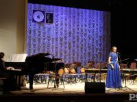Юная рушанка победила в международном вокальном фестивале «Классические розы»