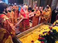 13 мая - день памяти святителя Никиты Новгородского