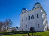 5 и 6 мая - торжества в Свято-Юрьевом монастыре