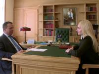 Андрей Никитин предложил Елене Кириловой должность зампредседателя правительства Новгородской области