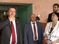 Андрей Никитин: средства на ремонт солецкой школы будет искать и районная власть, и областная