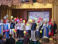 Божонский сельский дом культуры отметил полувековой юбилей