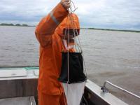 Что на дне Ильменя? Новгородские ученые приступили к исследованию проб из озера