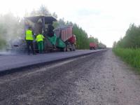 Экскурсоводы усадьбы-музея Суворова благодарят дорожников за новую трассу