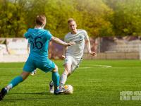 Три болельщика новгородского «Электрона» приехали в Выборг, чтобы насладиться победой