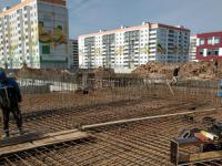 Фасады новых детсадов в Великом Новгороде оформят в единой цветовой гамме
