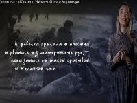 Фронтовые стихи о войне читают новгородцы: Мария Медведева, Лера Ларгина и Евгений Щербаков