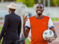 Футболисты команды «Ангола» готовятся к дебюту в Великом Новгороде