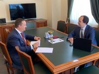 Губернатор Новгородской области спросит общественников, как еще можно поддержать НКО