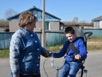 Мальчику из Мошенского района поможет «Велодоктор»