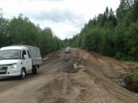 На дороге Любытино-Неболчи латают ямы, но капремонт — впереди
