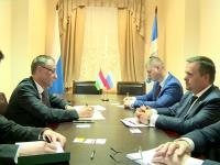 Новгородская область расширяет сотрудничество с Италией и Венгрией