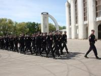 Новгородские полицейские отправились в командировку на Северный Кавказ на полгода