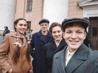 Новгородский актёр рассказал о съёмках в известных сериалах и работе с популярными блогерами