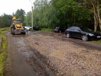 Новгородское ТСЖ ведет «Семилетнюю войну» за 100 метров асфальта