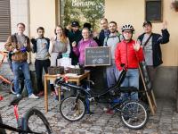 Евгений Нефёдов: интерес к акции «На работу на велосипеде!» не угасает
