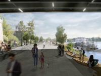 Реконструкция Софийской набережной начнется на год раньше, чем планировалось