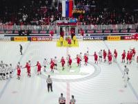 Россия разгромила Австрию в матче чемпионата мира по хоккею