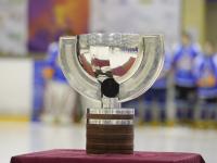С кубком чемпионата мира по хоккею случилось несчастье