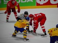 Сборная России обыграла действующего чемпиона мира по хоккею со счетом 7:4
