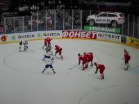 Сборная Россия обыграла сборную Норвегии на чемпионате мира по хоккею