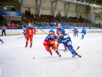 Сегодня в Великом Новгороде пройдет матч команд студенческой хоккейной лиги Санкт-Петербурга