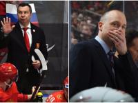 Тренеры сборной России и США по хоккею рассказали, что думают о проведенном матче