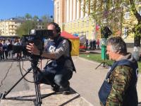 115 тысяч просмотров собрала прямая трансляция Дня Победы в Великом Новгороде