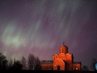 У жителей Новгородской области есть шанс увидеть северное сияние