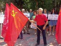В Малой Вишере коммунистов заподозрили в манипулировании общественным мнением