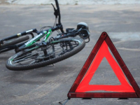В Новгородском районе неизвестный сбил велосипедиста и скрылся