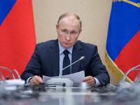Владимир Путин жёстко высказался в адрес букмекеров
