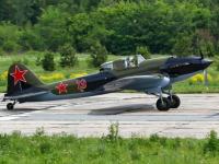 Завтра над Великим Новгородом пролетит штурмовик Ил-2