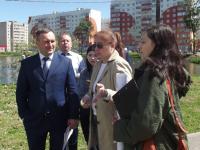 Жители микрорайона «Луговой» рассказали мэру о своих проблемах
