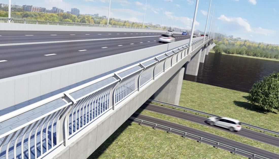 Капитальный ремонт Колмовского моста выполнит подрядчик из Московской области