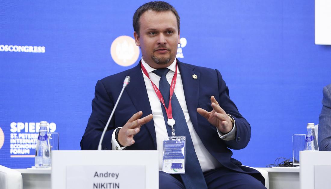 Политолог Дмитрий Солонников прокомментировал исследование АПЭК об Андрее Никитине