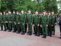 33 новгородских призывника торжественно проводят в армию