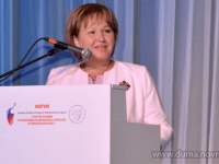 Елена Писарева и 700 участниц форума в Вологде обсудили роль женщин в реализации нацпроектов