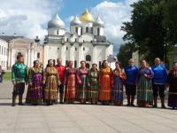 На фестивале «Садко» спели новгородцы из Республики Коми