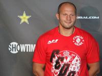 Фёдор Емельяненко определился со своим спортивным будущим
