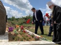 Губернатор Новгородской области отказался забыть о войне и простить убийц мирных жителей