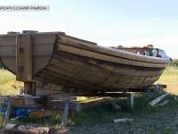 Ильменская сойма в деревне Устрека почти готова
