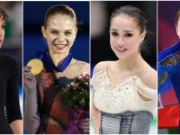 Медведева сразится с Трусовой, а Загитова — с Косторной: состав участников на этапы Гран-при по фигурному катанию