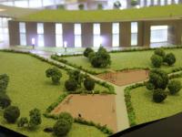 На презентации «Новгородской технической школы» ее здание показали в деталях